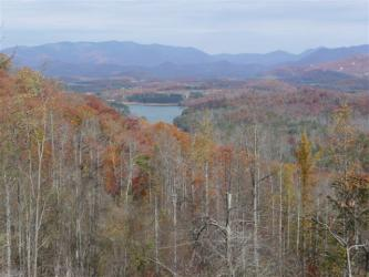 Hidden Summit development home sites in Hiawassee, GA.